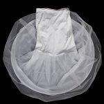 1 Cerceau 1 Couche Robe de Mariée Sirène Jupon Crinoline de la marque Générique image 2 produit