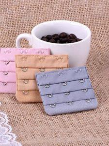 36 Pièces Extension de Soutien-Gorge Extensseur de Crochet, 2 et 3 Crochets, 18 Couleurs de la marque eBoot image 1 produit