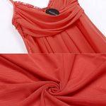 Adome Nuisette Sexy Femme Robe De Nuit Transparent Babydoll Dos Nu Avec G-String de la marque ADOME image 4 produit