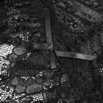 Aibrou Cadeaux pour femmes�� Lingerie Femme Ensemble de Lingerie Dentelle Ouverte Body Lingerie Courte Chemise de Nuit Nuisette Bikini 1 Pcs de la marque Aibrou image 3 produit