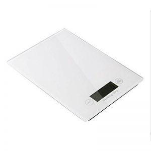 Balance de Cuisine Electronique KE-A, 5kg/1g, Balance Numérique Cuisine, KJJDE , white de la marque KJJDE image 0 produit