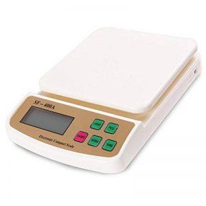 Balance de Cuisine Electronique SF-400A, 5kg/1g, Balance Numérique Cuisine, KJJDE de la marque KJJDE image 0 produit
