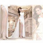 Ballerine 253 jusqu'Avorio Cardon (Ivoire) de la marque Ballerina image 2 produit