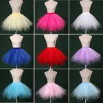 Bbonlinedress ballet tutu en tulle jupe courte style années 50 de la marque Bbonlinedress image 4 produit