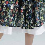 BEAUTELICATE Femme Jupon Coton Lingerie Sous-Jupe Robe Plissée Blanc Noir Ivoire Longue Mi-long Pour Marige Fille de la marque BEAUTELICATE image 3 produit