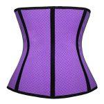 Binhee Femme Corset Bustier Taille Sérrée Latex Ventre Ceinture Corset Ventre Fitness de la marque Binhee image 1 produit