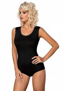 body coton noir femme TOP 1 image 0 produit