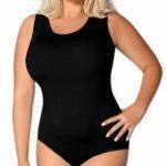 body coton noir femme TOP 1 image 1 produit