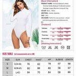 body coton noir femme TOP 12 image 1 produit
