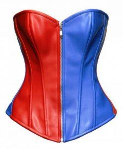 BSLINGERIE® femmes simili cuir bustier corset haut de la marque Bslingerie image 0 produit