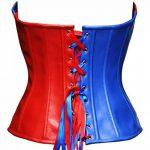 BSLINGERIE® femmes simili cuir bustier corset haut de la marque Bslingerie image 4 produit