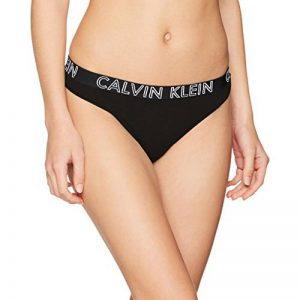 Calvin Klein Thong, Tanga Femme de la marque Calvin Klein image 0 produit