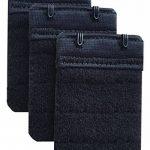 Chanie Femme Lot de 3 Doux Confortables Extensions de soutien-gorge 2 Crochets, 6,1cm x 3,8cm de la marque Chanie image 1 produit