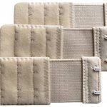 Chanie Femme Lot de 3 Doux Confortables Extensions de soutien-gorge 2 Crochets, 9,2cm x 3,8cm de la marque Chanie image 1 produit