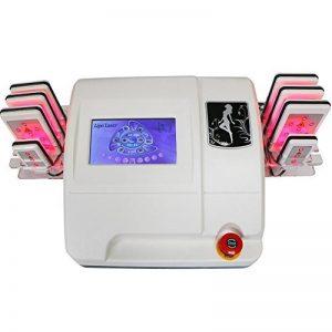 Corps former perte de poids cellulite enlèvement lipo laser minceur Machine de beauté 8 pads Elitzia ETMS803 de la marque Elitzia image 0 produit