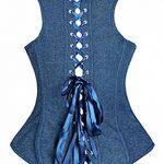 corset burlesque pas cher TOP 9 image 2 produit