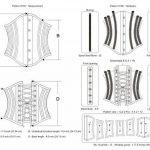 corset bustier ancien TOP 3 image 3 produit