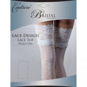 Couture - Bas autofixants pour mariée (1 paire) - Femme de la marque Couture image 0 produit