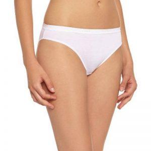 Dim Coton Plus Bio - Lot de 2 - Slip Midi - Femme de la marque Dim image 0 produit