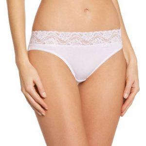 Dim Coton Plus Stretch Feminine - Lot de 2 Slips Midi - Femme de la marque Dim image 0 produit
