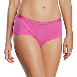 Dim Les Pockets Coton - Lot de 3 Boxers Femme de la marque Dim image 0 produit