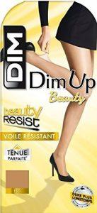 Dim Up Beauty Resist - 1 paire de Bas autofixants - Jarretière dentelle - 20 deniers - Femme de la marque Dim image 0 produit