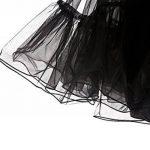 """Dresstells Jupon années 50 vintage en tulle Rockabilly Petticoat longueur 66cm/26"""" de la marque Dresstells image 4 produit"""