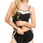 déshabillé femme coton TOP 9 image 2 produit