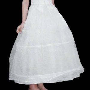Ecloud Shop JUPON DE ROBE MARIAGE SOIREE 2 CERCEAUX BLANCHE 92CM de la marque Ecloud Shop image 0 produit