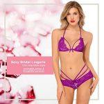 ensemble lingerie sexy TOP 4 image 4 produit