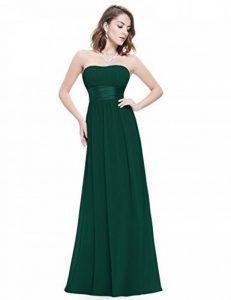 Ever Pretty Robe de Soirée Longue sans Manche Bustier 09955 de la marque Ever-Pretty image 0 produit