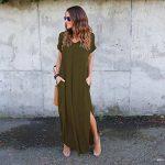 Familizo Robe à Manches Courtes, Femmes Robe de Plage D'été de la marque Familizo image 2 produit