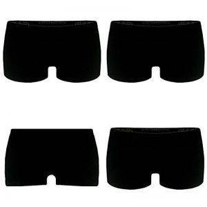 Femme Basics Lot de 4 L&K-II Boxer Shorties 6808 de la marque L&K-II image 0 produit