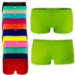 Femme Basics Lot de 4 L&K-II Boxer Shorties 6808 de la marque L&K-II image 1 produit