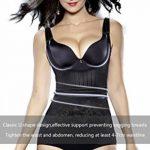 Femme Bustiers Ajustable Minceur Efficace Lingerie Sculptante Amincissant Conjoined Guepiere Shapewear de la marque sunzel image 2 produit