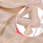 Femme Charmant Dentelle Shapewear Bodysuit Ultra-thin Respirant Post-partum Minceur Bodysuit Body Gainant de la marque MISSMAO image 4 produit