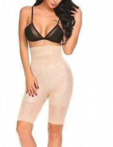 Femme culotte gainante taille haute Panty Minceur Avec Armature Body Gaine Amincissante Ventre Plat de la marque scallop image 0 produit