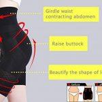Femme culotte gainante taille haute Panty Minceur Avec Armature Body Gaine Amincissante Ventre Plat de la marque scallop image 3 produit