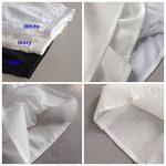 Femme Jupon Lingerie Sous-Jupe Robe Coton Blanc Noir Ivoire Court Mi-long Pour Marige Fille de la marque BEAUTELICATE image 5 produit