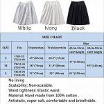 Femme Jupon Lingerie Sous-Jupe Robe Coton Blanc Noir Ivoire Court Mi-long Pour Marige Fille de la marque BEAUTELICATE image 6 produit