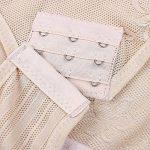 Femme Lingerie Sculptante Bustiers Ajustable Minceur Efficace Lingerie Sculptante Amincissant Conjoined Guepiere Shapewear de la marque MISSMAO image 3 produit
