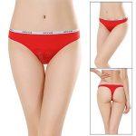 Femmes Sexy Slip De Dentelle Culottes Soie Ice Lingerie - multipack de la marque Skyrocket Flyling image 4 produit