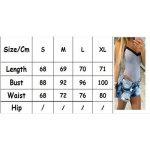 Femmes Stretch Body sans manches Top Ladies V-cou justaucorps Bodycon Rompers Jumpsuit Highdas de la marque Highdas image 2 produit
