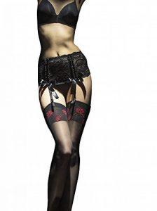 Fiore Bas de luxe extra-fin 20deniers Disponible en noir, blanc ou brun clair de la marque Fiore image 0 produit