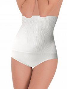 Gaine Seamless G3001 Amincissante et Sculptant Taille Haute Sans Coutures Microfibre Élastique, Ventre Plat avec action micro-massage sur l'Abdomen et le Ventre de la marque Lady Bella Lingerie image 0 produit