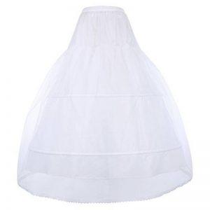 GRACE KARIN Jupon de Jupon de Jupon Pour les Femmes de Mariage Pour Pettiskirt Nuptiale de Mariage Pour le Costume de Déguisement de la marque GRACE KARIN image 0 produit
