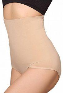 iLoveSIA® Femme culotte gainante taille haute Panty Minceur Avec Armature Body Gaine Amincissante Ventre Plat de la marque iLoveSIA image 0 produit
