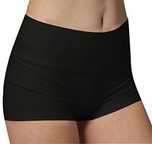 iLoveSIA® Femme short sans couture shorty fille élastique confortable multiusage de la marque iLoveSIA image 0 produit