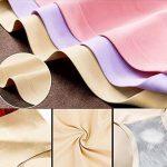 Imixcity Lot de 2/5/6 Femme Sous-Vêtements Bas Shorty Culotte Invisible Sans Couture Souple Extensible Matière Soyeux de la marque Imixcity image 2 produit