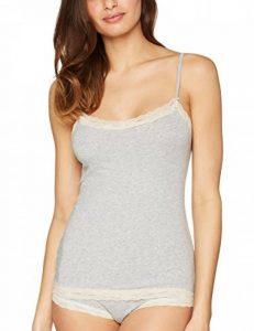 Iris & Lilly Débardeur Caraco Body Natural Femme, Lot de 2 de la marque Iris & Lilly image 0 produit